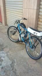 Vendo bike motorizada  nova