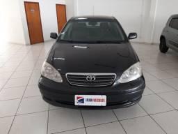 Vendo Corolla XEI 1.8 Automático 2005