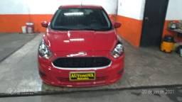 Ford Ka Hatch 1.0 Se Baixa Km Revisado Novo