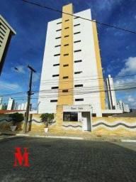 Apartamento com 3 dormitórios à venda, 117 m² por R$ 359.000,00 - Tambauzinho - João Pesso