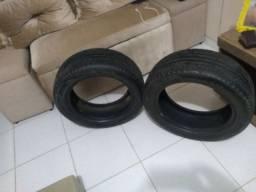 Vendo dois pneus aro 16