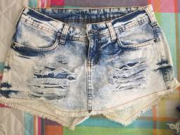 Lindo short jeans