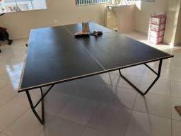 Mesa de Ping-Pong em Madeira