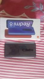 Redmi 8 Onyx Black ,64 GB e 4 giga de ram