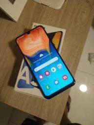 Smartphone Samsung Galaxy a30 64gb 4ram (passo cartao)
