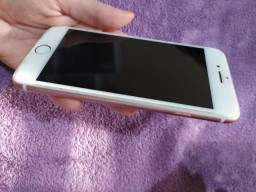 Vendo iPhone 7 rosé - não troco por outro item