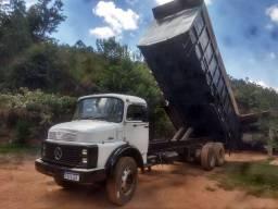 Vendo caçambao Truck 1517