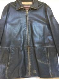 Jaqueta de couro original importada