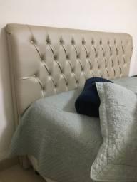 Cabeceira de cama Queen