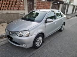 Etios Sedan XLS 1.5 2016 Flex
