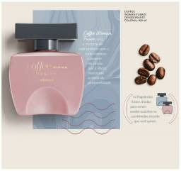 Coffee Woman Fusion Desodorante Colônia 100ml
