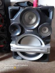 2 Caixas panasonic super woofer