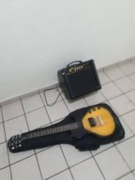 guitarra epiphone lp