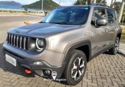 Título do anúncio: Jeep Renegade Trailhawk 2.0 4x4 Turbo Diesel Aut. Cinza