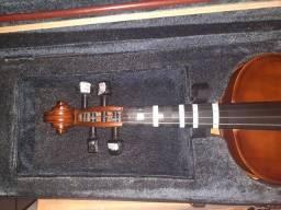 Título do anúncio: Violino novo 4/4 450