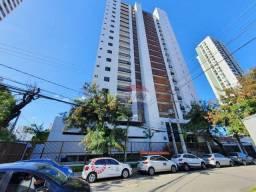 Flat com 1 dormitório para alugar, 37 m² por R$ 1.900,00/ano - Rosarinho - Recife/PE