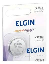 Bateria Placa MÃE Cr2032 3v Lithium Elgin Original