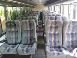 Cadeiras para ônibus.