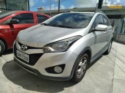 Hyundai HB20x 1.6 16V Style Autom. 13-14 Prata