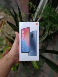Xiaomi Redmi Note 9S Cinza 128GB - Lacrado, Com Garantia