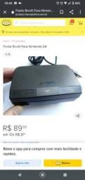 Fonte Nintendo 64
