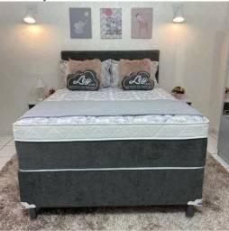 Conjunto cama box