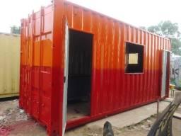 Título do anúncio: trabalhamos com modificaçoes de container ..casas e comercio