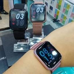Smartwatch P80 2 pulseiras  Ultimas unidades