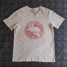 Camisa Levi's branca - P