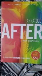 Livro After 4 Depois da esperança