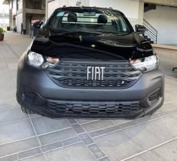 L\  Fiat Strada endurece 1.4 completa 2021 0KM