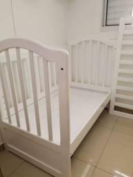 Berço/ Mini cama madeira