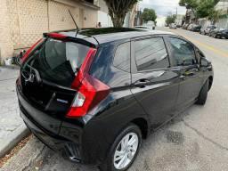 Honda Fit Automático Único Dono