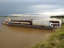 Transporte Fluvial Santarém/Manaus/Santarém