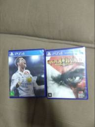 PS4 slim jogos