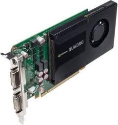 Vendo placa de vídeo nvidia quadro k2000d 2gb