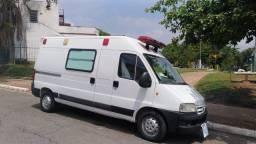 Citroen jumper 2.3 2011 ambulancia