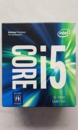 Kit Intel Core i5-7400 Kaby Lake 3Ghz + Asus H110m-cs/br + 8 Gb Ddr 4 2400 Fury Kingston