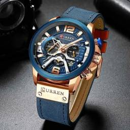 Relógio de luxo Curren 8329 de alta qualidade