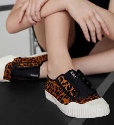 Tênis Schutz | Sneaker Smash Animal PRINT Novo na caixa.