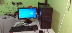 Computador Completo 1151 ddr4 4gigas RAM 1 Tera HD