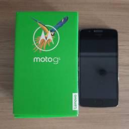 Motorola Moto G5 chumbo