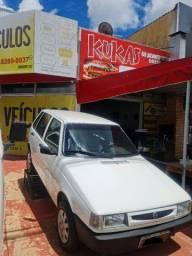 Fiat uno Mille EX Branco