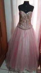 Vestido de debutante para venda