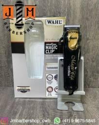 Wahl Magic CliP 5Star Cordless Gold Original novo lacrado