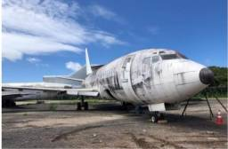 Título do anúncio: aeronave passageiro boeing 737 Sucata
