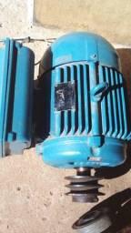 Motor mono fazico 7.5 cv de alta