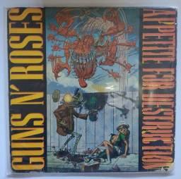 Lp Vinil - Guns N' Roses - Appetite For Destruction - 180g