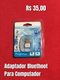 Adaptador Bluetooth computador
