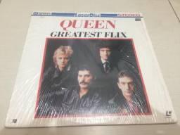 Queen - Greates Flix - Laser Disc